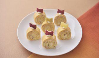 秋の味覚とShi‐Baのコラボレーション。犬用さつまいもレシピ!