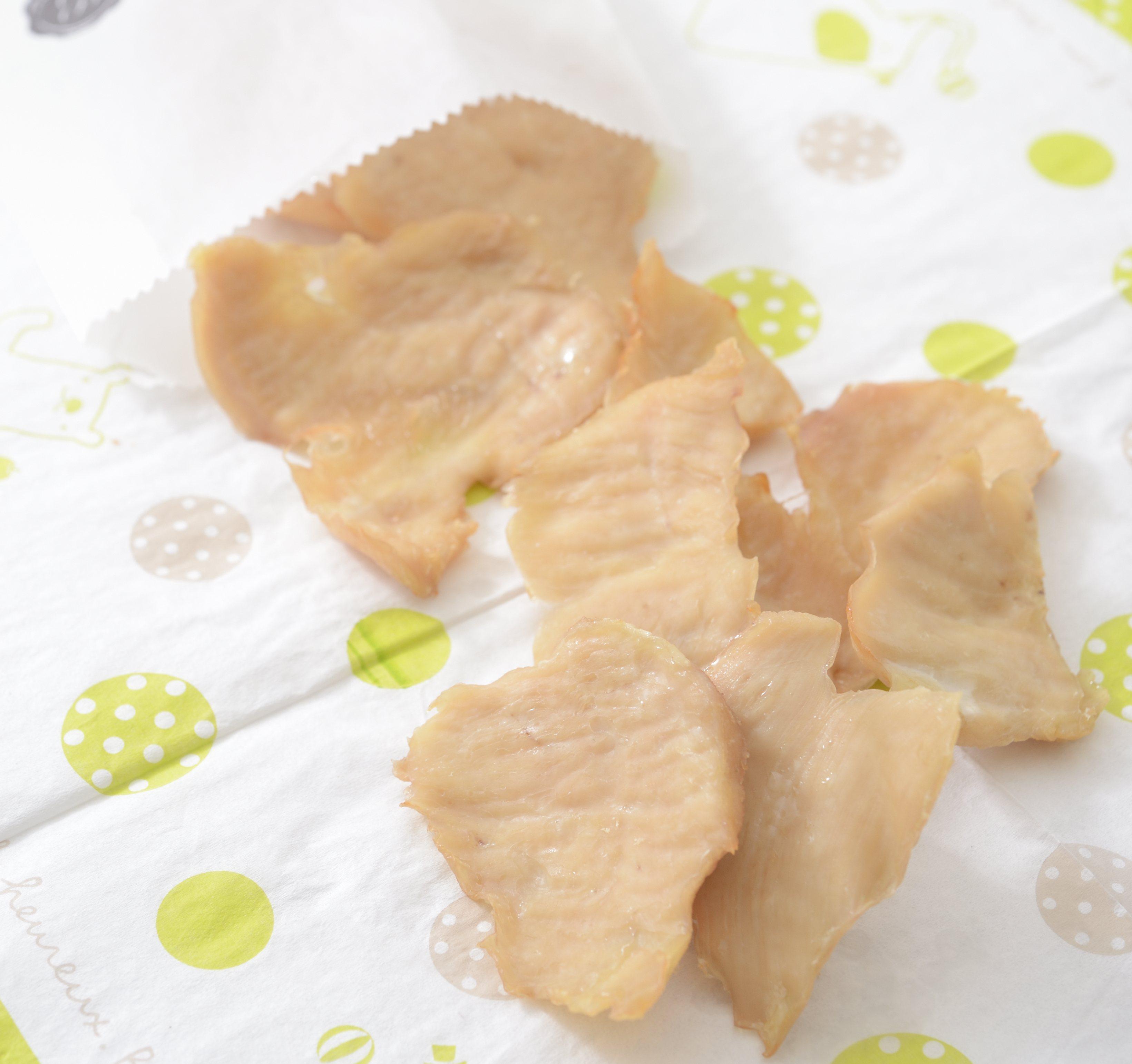 犬用ジャーキーのレシピ
