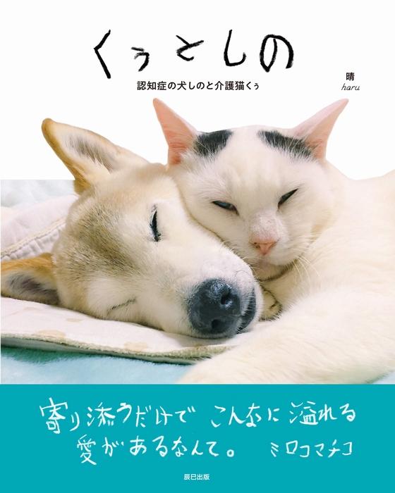 くぅとしの 認知症の犬しのと介護猫くぅ